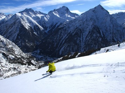 School Ski Trip Resort Focus: Les Deux Alpes